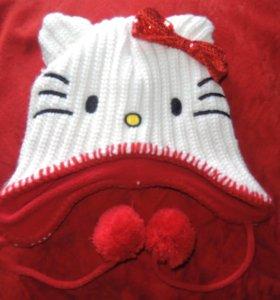 Новая шапочка Кити