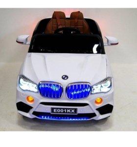 Электромобиль BMW X5 Джип большой