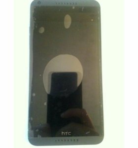 Модуль (экран) HTC 816 Grey