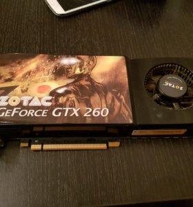 Nvidia GTX 260 ZOTAC