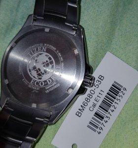 Мужские часы CITIZEN Eco Drive Titanium