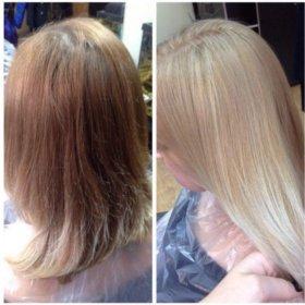 Ботокс ( BOTOX ) для волос
