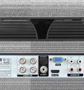 Оборудование для видеонаблюдения HD-FullHD