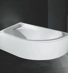 Ванна акриловая RV-150F L