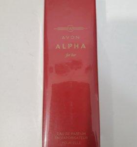 Альфа женская парфюмированная вода