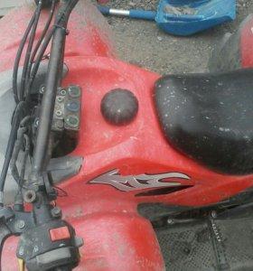 Квадроцикл не на ходу