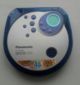 CD плеер Panasonic SL-SX 338 в хорошем состоянии