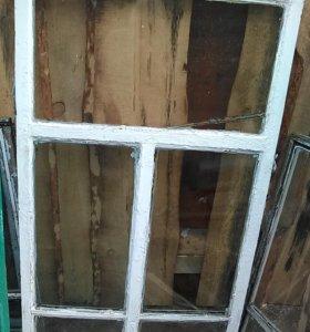 окно деревяннное
