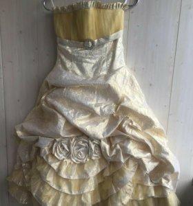 Платье для вашей принцессы на любой праздник