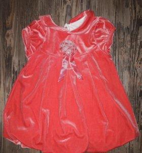 Платья и сарафаны 80 см