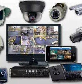 Видеонаблюдение, охранная, пожарная сигнализация