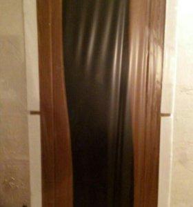 Дверное полотно филенчатое