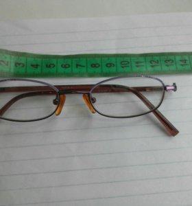 Очки -1, для девочки