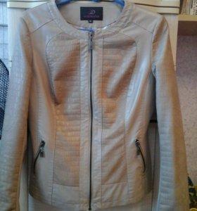 Куртка осенняя.2 xl
