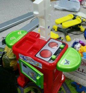 Детские игрушки за пол цены