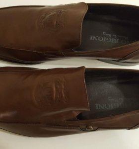 Туфли мужские новые Dino Bigioni