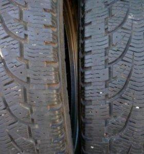 Зимняя резина С класса Pirelli Chrono Winter