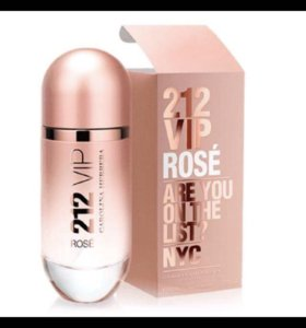 Парфюм 212 vip Rosé 80 ml
