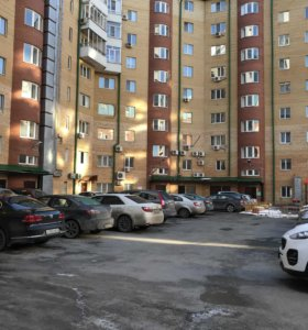 Квартира, 3 комнаты, 107 м²