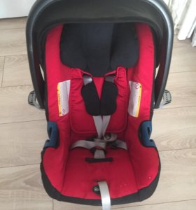 Автолюлька 0+ Romer baby-safe plus II 0-13 кг