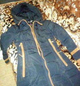 Куртки .зима р S