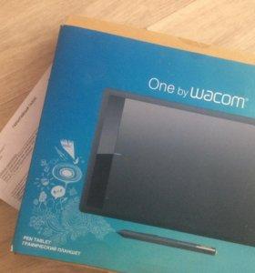 Графический планшет Wacom one CTL-671