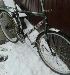 велосипед стел