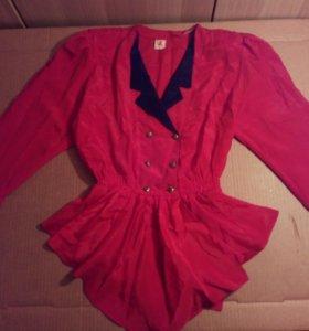 Блуза нарядная 46-48 разм