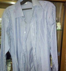 Рубашка мужская р М