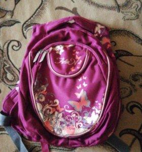 Рюкзак для девочки!
