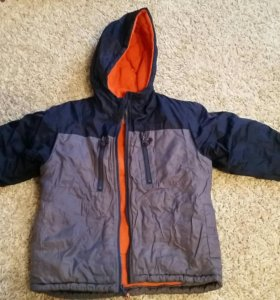 Куртка картерс на 5 лет