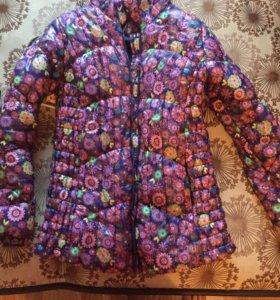 Тёплая куртка для беременных