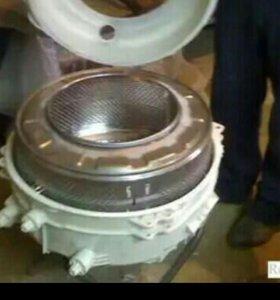 Замена подшипников стиральных машин.