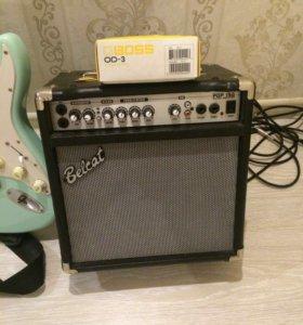 Гитарный комбик Belkat
