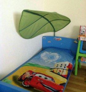 Детская мебель ( шкаф, кровать) икея