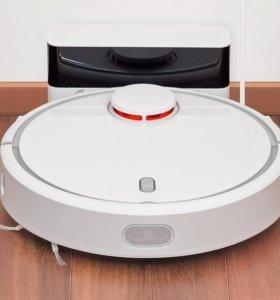 Новый робот пылесос Xiaomi