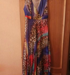 Платье вечернее,размер 38 европейский,44 рос.