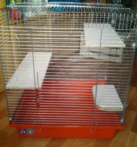 Клетка для шиншилл,крыс