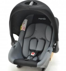 автолюлька - переноска nania Baby Ride ECO