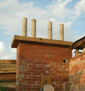Чистка дымоходов, вентиляционных каналов.