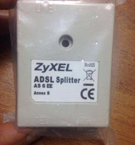 Adsl сплиттер Annex B