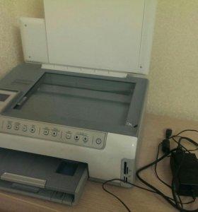 МФУ сканер принтер копир