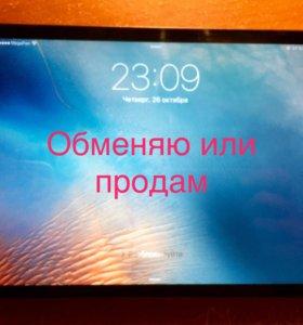 iPad mini 16g Wi-fi + cellular(сим картой)