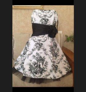Новое платье на выпускной