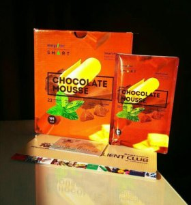 Energy Diet Smart Шоколадный мусс