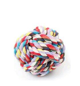 Игрушка мячик для маленькой собаки/кошки