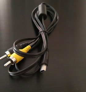 A/V кабель Canon AVC-DC400