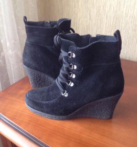 Зимние ботинки/ботильоны