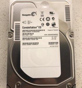 Новый Жёсткий диск для сервера HDD