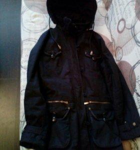 Куртка зимняя женская XL